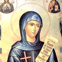 Vénérable Mère Parascève - Sainte Petka