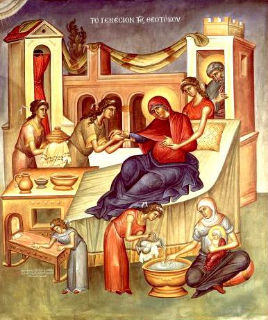 Рођење Пресвете Богородице - Мала Госпојина