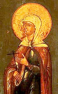 Света Мученица Харитина