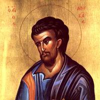 Saint Apôtre et Évangéliste Luc