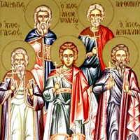 Свети Мученици Акиндин, Пигасије и други с њима