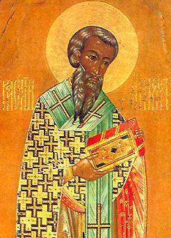 Свети Свештеномученик Василије Амасијски