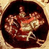 Les 7 Saints Dormants d'Éphèse