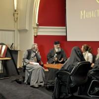 Монахиње из Жиче у Паризу - Округла стола